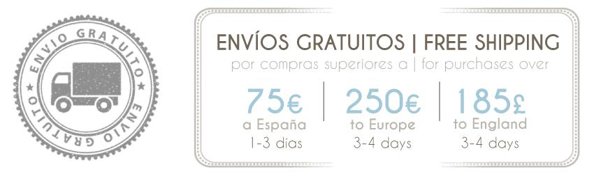 Envio gratuito - The collectors boutique