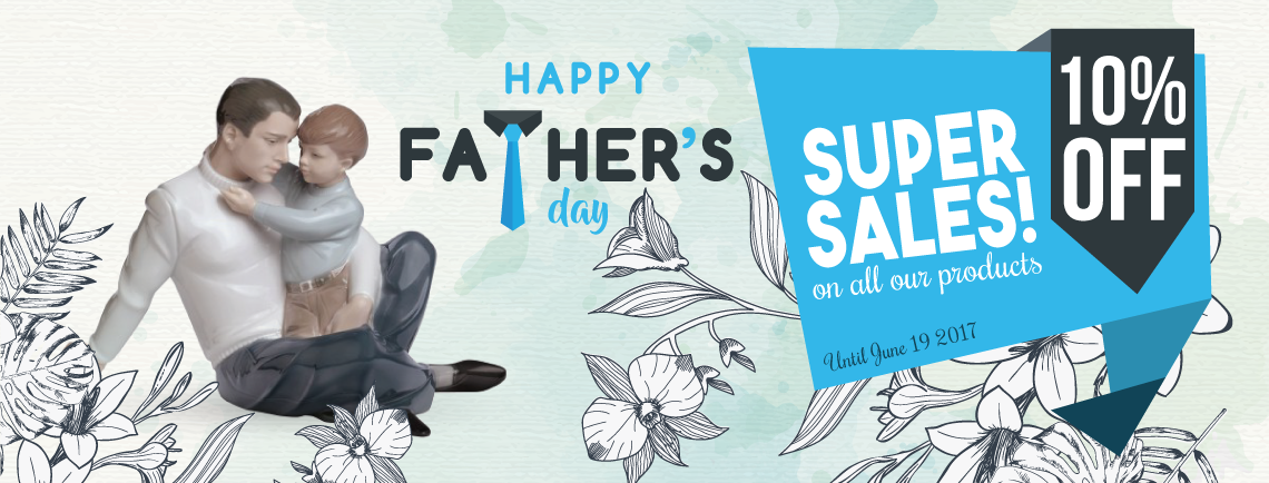 Father\'s Day Campaign 2017